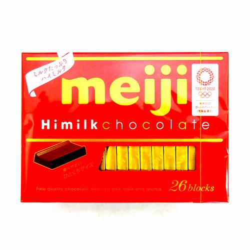明治 明治ハイミルクチョコレートBOX 120g